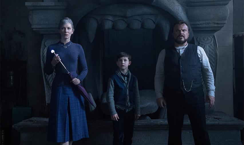 Кадр из фильма «Тайна дома с часами»