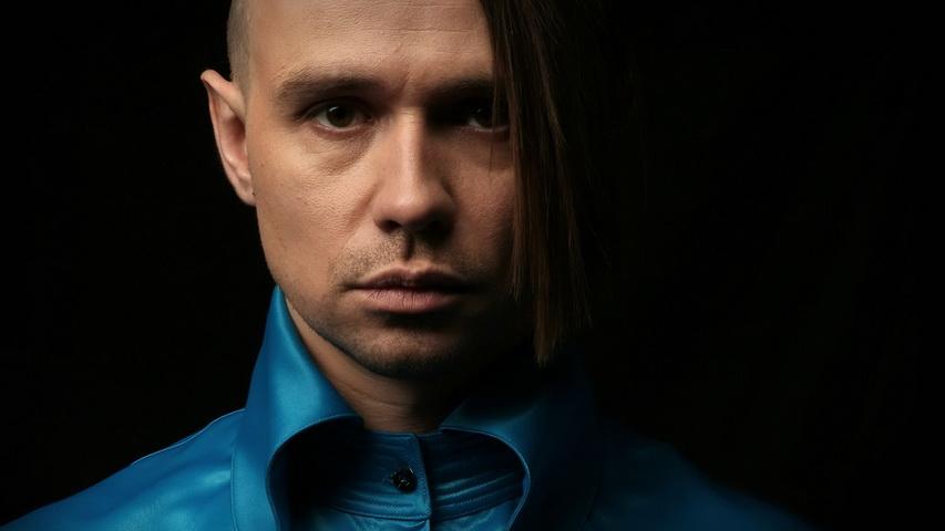 Певец Дельфин. Фото с сайта vladtime.ru