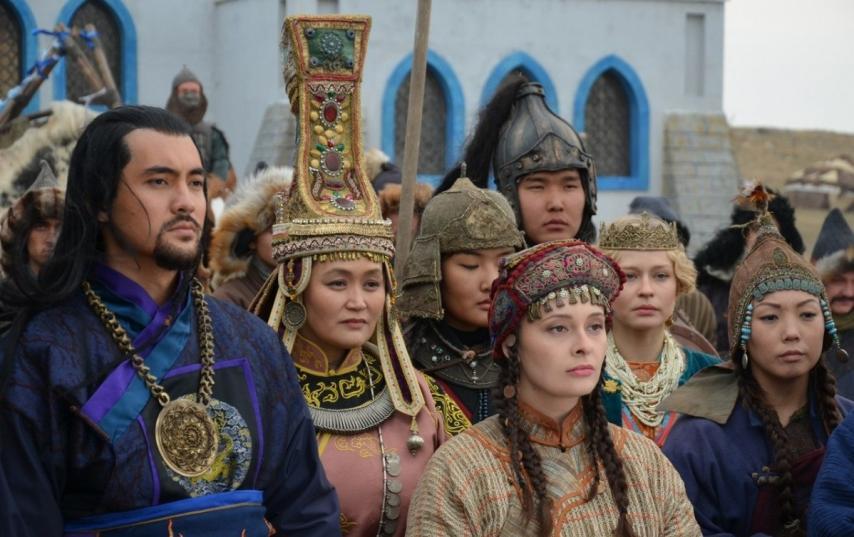 Кадр из фильма «Золотая Орда»
