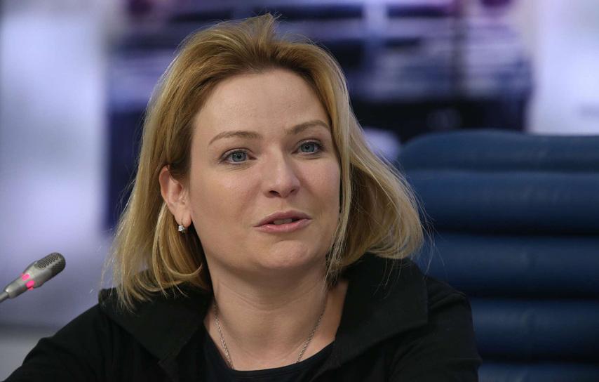 Любимова. Фото с сайта tdnu.ru