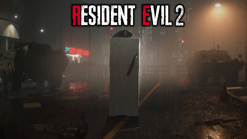 Resident Evil 2 — Тофу