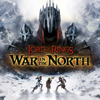 Обложка игры «Lord of the Rings: War in the North»