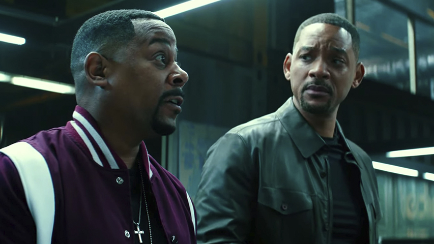 Кадр из фильма «Плохие парни навсегда»