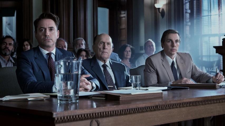 Кадр из фильма «Судья»