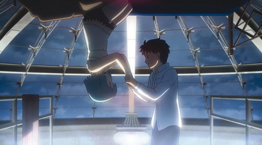 Кадр из мультфильма «Патэма наоборот»