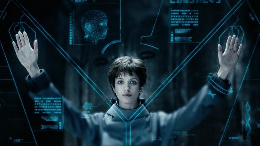 Кадр из фильма «Вычислитель»