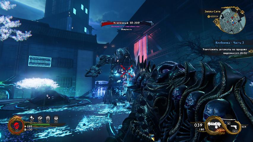 Скриншот из игры «Shadow Warrior 2»