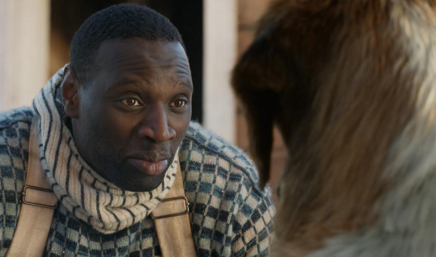 Кадр из фильма «Зов предков»