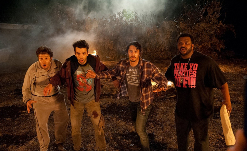 Кадр из фильма «Конец света 2013: Апокалипсис по-голливудски»