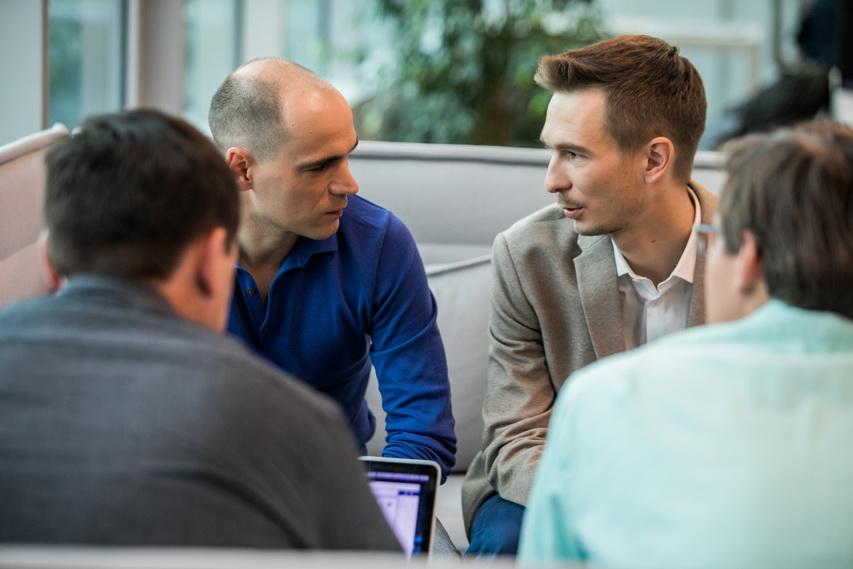 ITM Холдинг отличает уникальная система четкого распределения зон ответсвенности