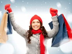 Девушка с покупками. Фото с сайта sib-ru.ru