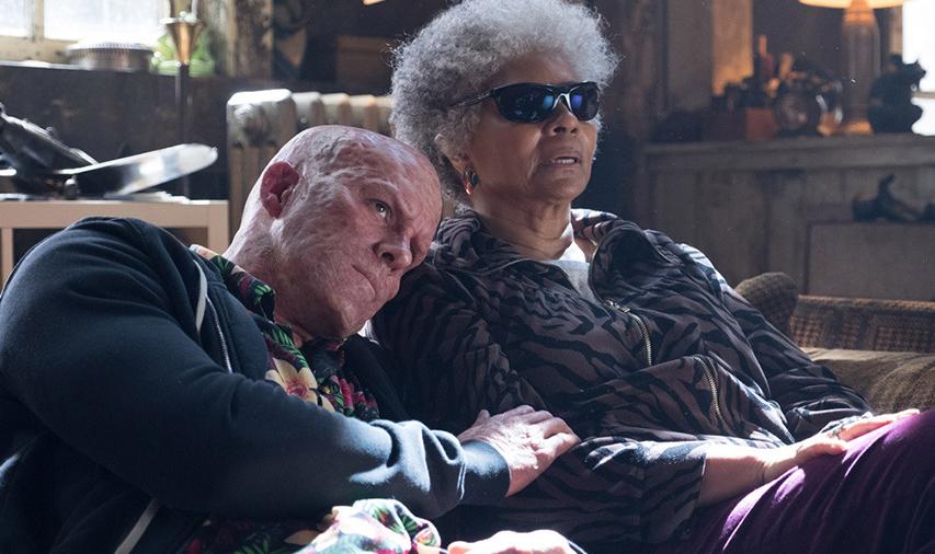 Кадр из фильма «Жил-был Дэдпул»