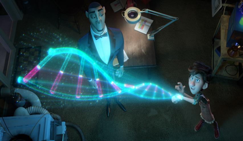 Кадр из фильма «Камуфляж и шпионаж»