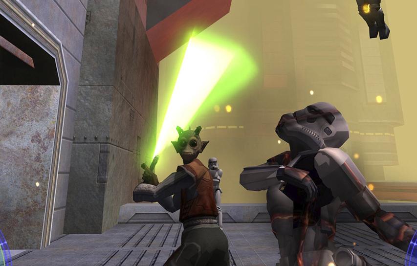 Star Wars: Jedi Knight II — Jedi Outcast