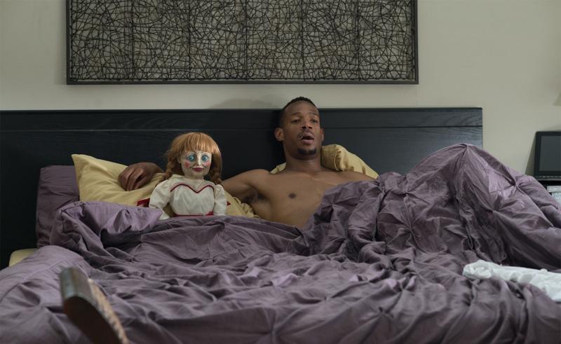 Кадр из фильма «Дом с паранормальными явлениями 2»