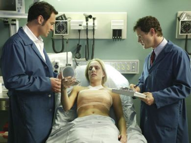 Кадр из сериала «Части тела»
