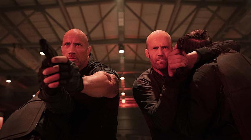 Кадр из фильма «Форсаж: Хоббс и Шоу»