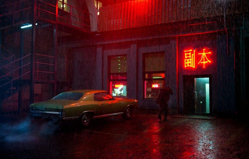 Кадр из фильма «Селфи»