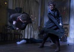 Кадр из фильма «Президент Линкольн — Охотник на вампиров»