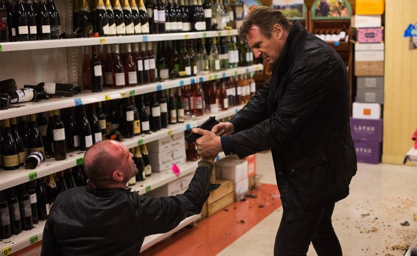 Кадр из фильма «Заложница 3»