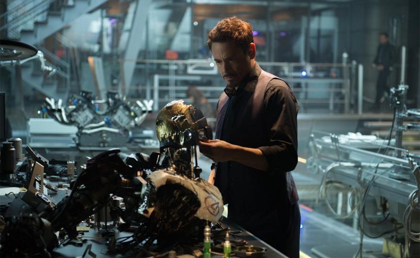Кадр из фильма «Мстители 2: Эра Альтрона»