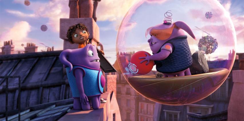Кадр из мультфильма «Дом»
