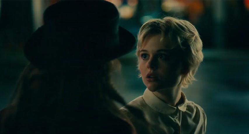 Кадр из фильма «Доктор Сон»