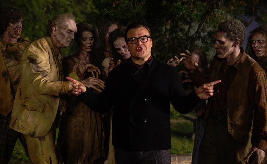 Кадр из фильма «Ужастики»