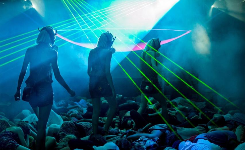 Кадр из фильма «Перевозчик: Наследие»