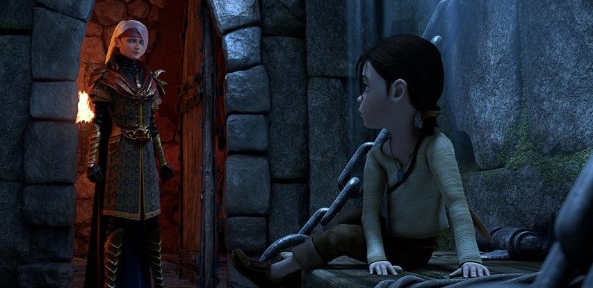 Кадр из фильма «Савва. Сердце воина»