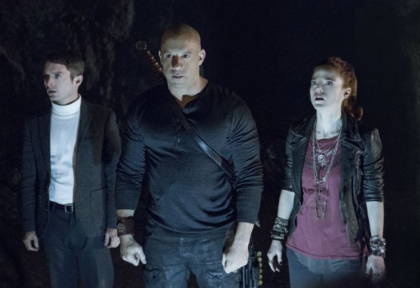 Кадр из фильма «Последний охотник на ведьм»