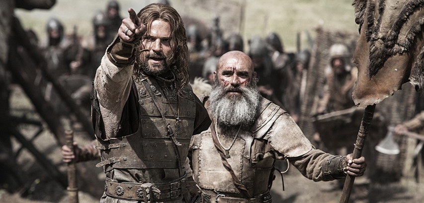 Кадр из фильма «Викинг»
