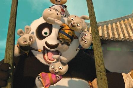 Кадр из фильма «Кунг-фу Панда 2»