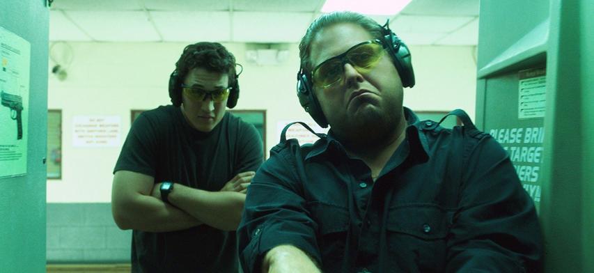 Кадр из фильма «Парни со стволами»
