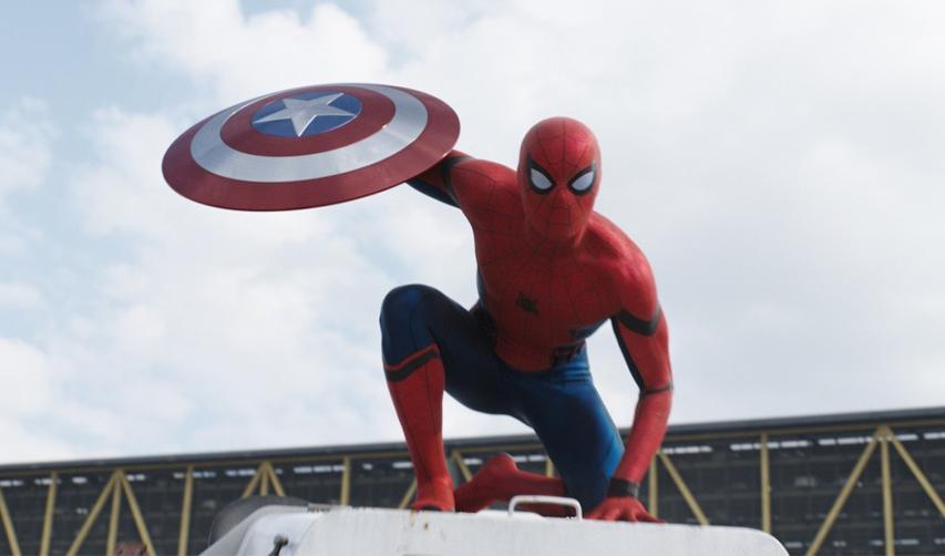 Кадр из фильма «Первый Мститель: Противостояние»