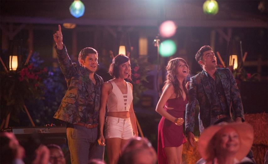 Кадр из фильма Свадебный угар