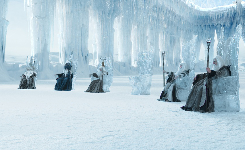Кадр из фильма «Дед Мороз. Битва Магов»