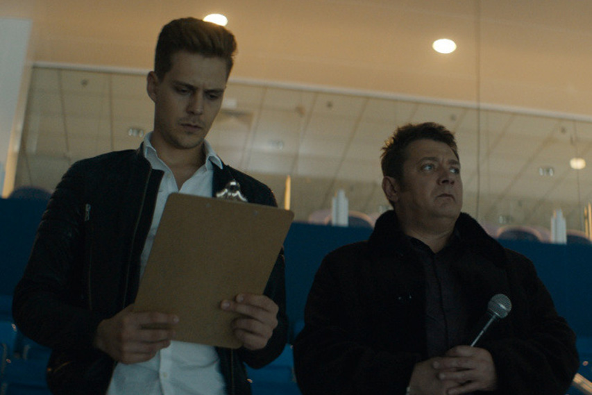 Кадр из фильма «Лед»