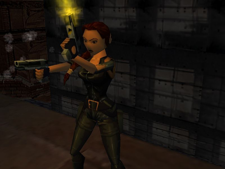 Tomb Raider 3: Adventures of Lara Croft (1998)