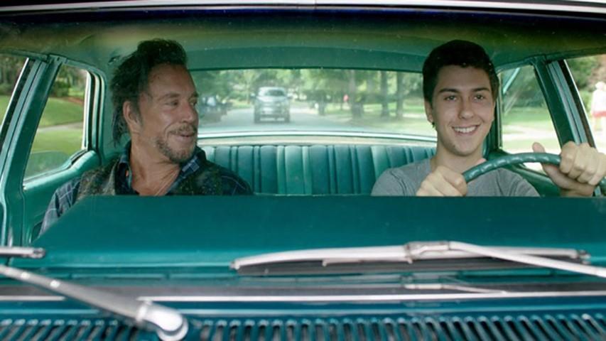 Кадр из фильма «Эшби»