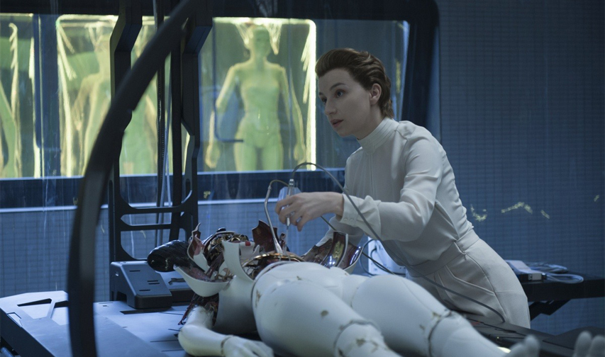 Кадр из фильма «Призрак в доспехах»
