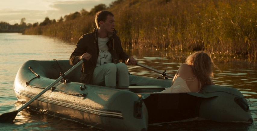 Кадр из фильма «Темная вода»