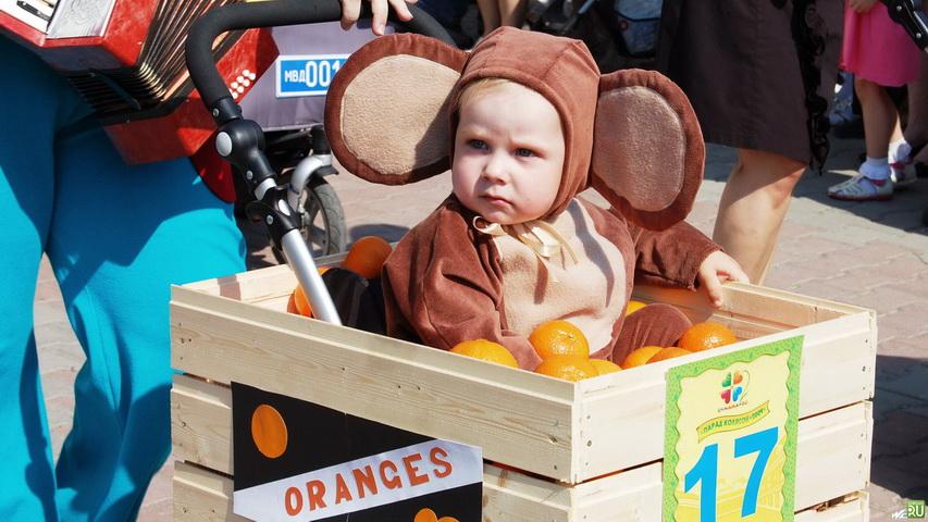 Самое безумное воплощение родительских фантазий как всегда можно лицезреть на Параде колясок