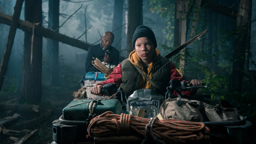 Кадр из фильма «Большая игра»