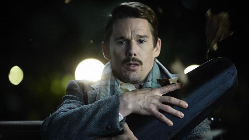 Кадр из фильма «Патруль времени»
