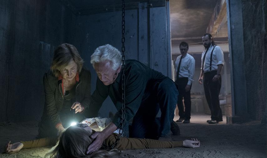 Кадр из фильма «Астрал 4: Последний ключ»