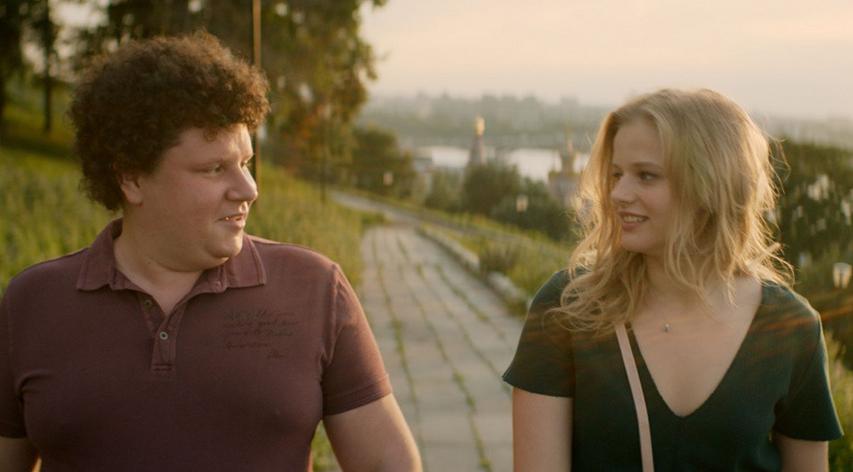 Кадр из фильма «Я худею»