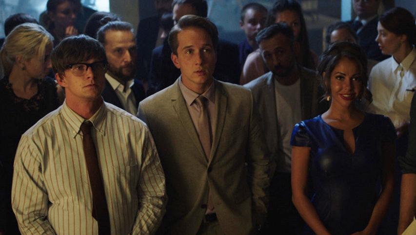 Кадр из фильма «Все или ничего»