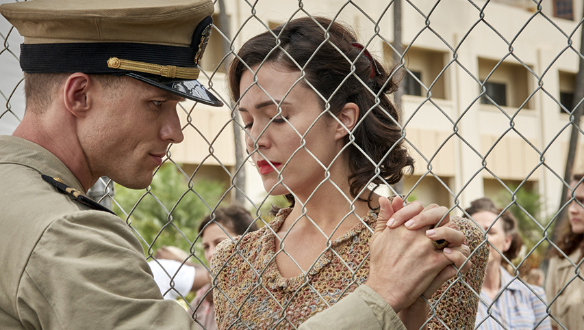 Кадр из фильма «Мидуэй»