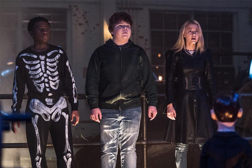Кадр из фильма «Ужастики 2: Беспокойный Хэллоуин»